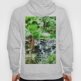 Peaceful forest life Hoody