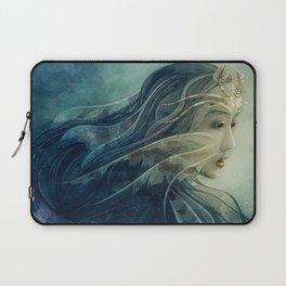 Lionfish mermaid Laptop Sleeve