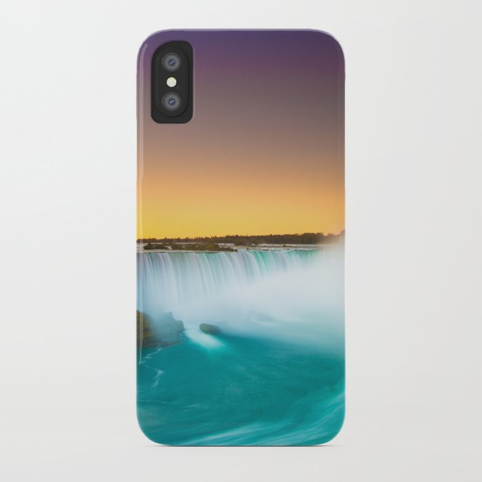 Niagara Falls Canada Iphone Case By Tchaikovsky Society6