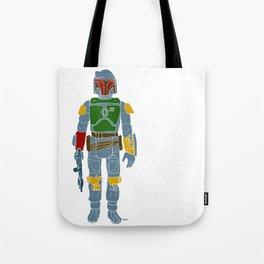 My Favorite Toy - Boba Fett Tote Bag