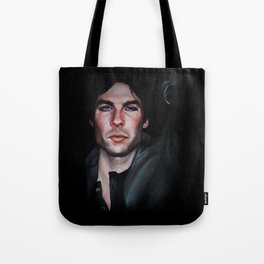 Ian Somerhalder (Damon from Vampire Diaries) Tote Bag