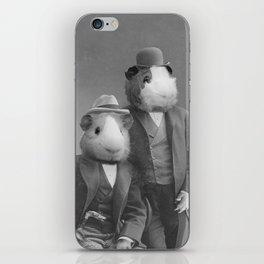 Distinguished Gentlemen iPhone Skin