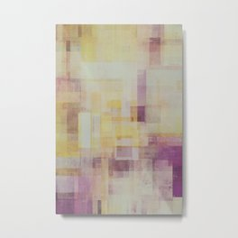 Abstract Geometry No. 24 Metal Print