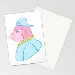 Gorilla Grrrrrrrrul Stationery Cards