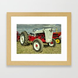 Ford NAA Golden Jubilee Framed Art Print
