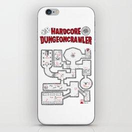 Hardcore Dungeoncrawler iPhone Skin