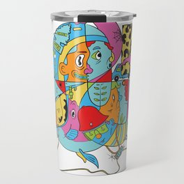 L.A. Bound Travel Mug