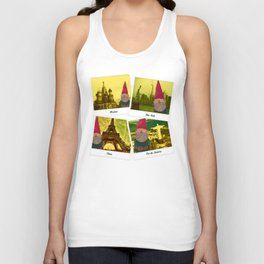 The fate of the gnome Unisex Tank Top