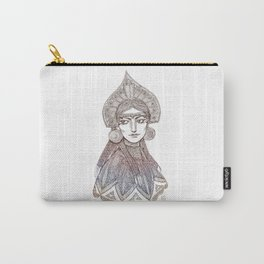 Theodora Carry-All Pouch