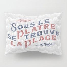La Plage Pillow Sham