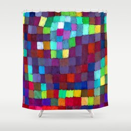 Paul Klee May Picture Shower Curtain