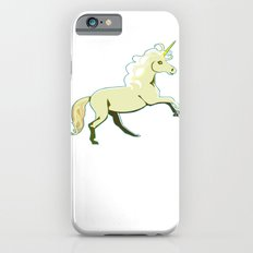 Unicorn at a Canter iPhone 6s Slim Case