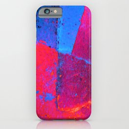 Intersection Colorful Abstract iPhone Case