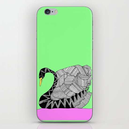 Another Swan iPhone & iPod Skin