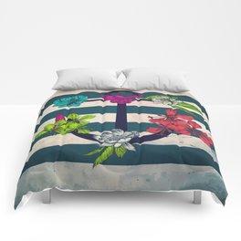 Summertime Sailing Comforters
