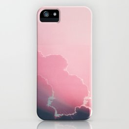 Pink Light iPhone Case