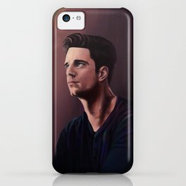 Sebastian Stan iPhone Case