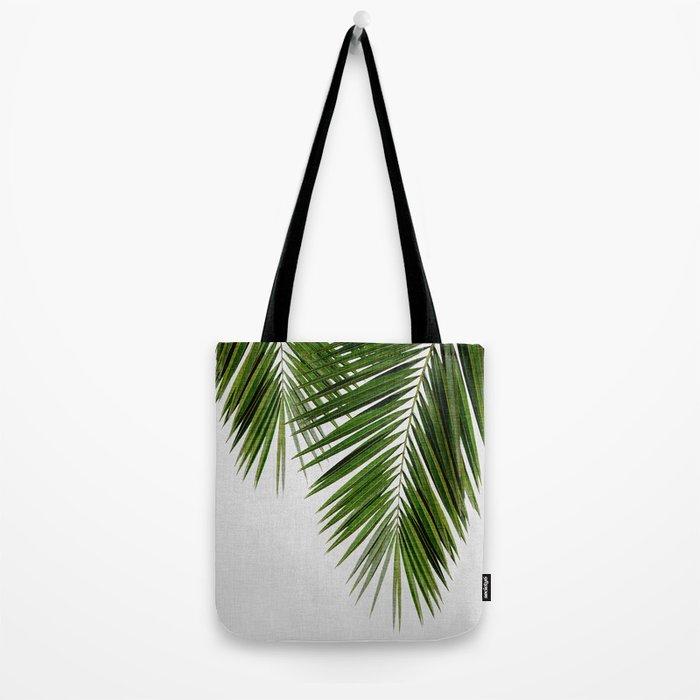 Palm Leaf II Tote Bag