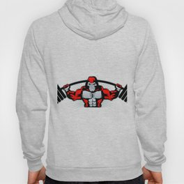 Strong monkey athlete Hoody