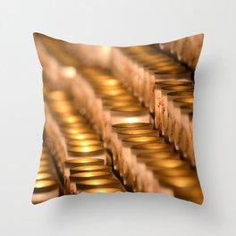 Light Inside Throw Pillow