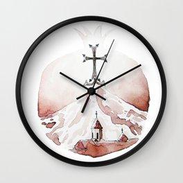 Armenia Wall Clock