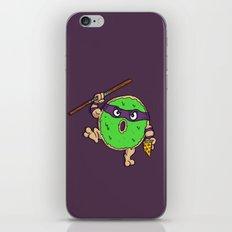 Donutello iPhone & iPod Skin