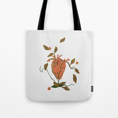 Find My Heart Tote Bag