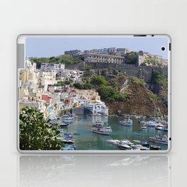 Procida Island, Italy Laptop & iPad Skin