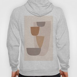 abstract minimal 25 Hoody