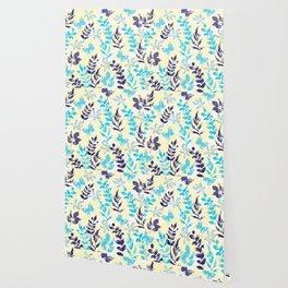 Floral Pattern VI Wallpaper