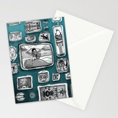 Forever Ancient Moment Immediately Later Yesterday Stationery Cards