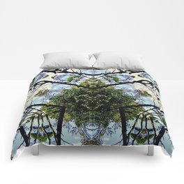 Natural Pattern No 1 Comforters