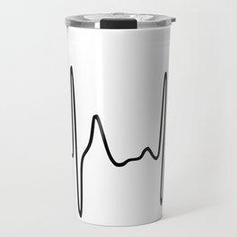 Cardiac Coffee Travel Mug