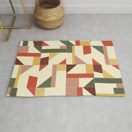 Tangram Wall Tiles 02 Rug