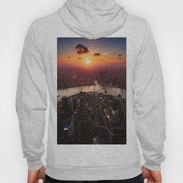 Shanghai Sunset Hoody