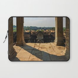 View of the temple Laptop Sleeve