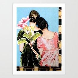 Velvet Art Print