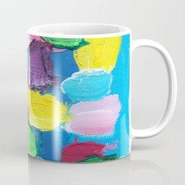 Colorful Day Abstract Coffee Mug