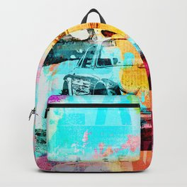 Let's go on a road trip Backpack