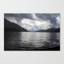 Loch Lomond Horizon Canvas Print