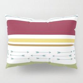 Arrows & Colours I Pillow Sham
