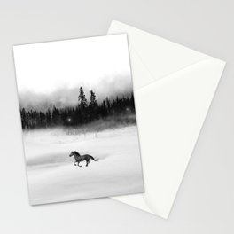 Soloveï, inspired by the Bear and the Nightingale, Russian Folklore Stationery Cards