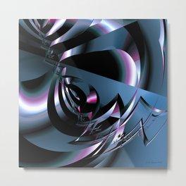 Abstract 347 Metal Print
