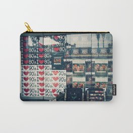 Nostalgia StreetPosters Carry-All Pouch