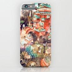 Spirited Away iPhone 6s Slim Case