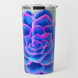 Desert flower 2 Travel Mug