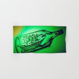 Ship in a bottle Hand & Bath Towel