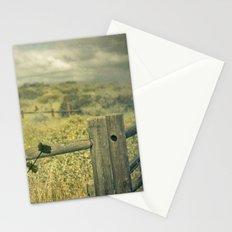 I'm on a plain Stationery Cards