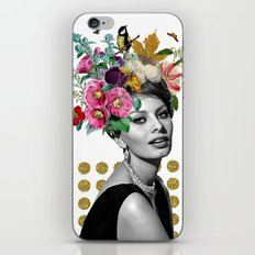 SOPHIA LOREN  iPhone Skin