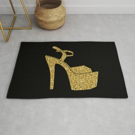 Gold dreams Rug